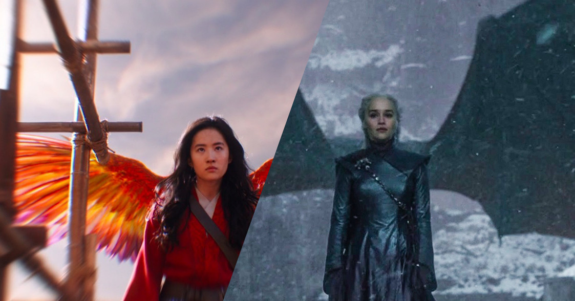 Mulan S Phoenix Scene Is Pure Game Of Thrones But Too Cheesy Polygon