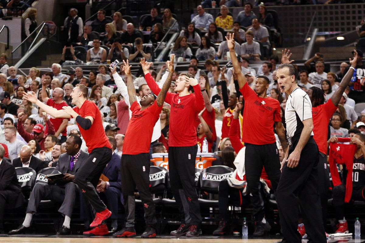 NBA Playoffs 2017: Rockets obliterate Spurs in historic ...