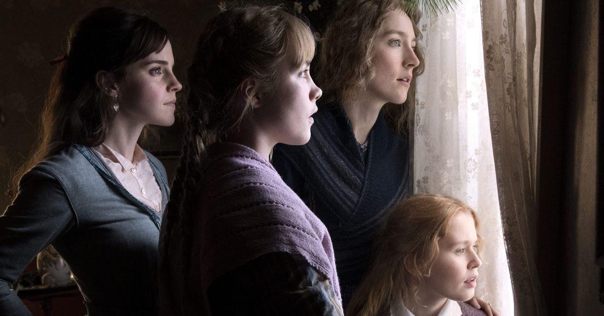 A women's roundtable on Little Women