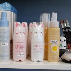 ↑ We were incredibly tempted to snap up the adorably-packaged lotions.