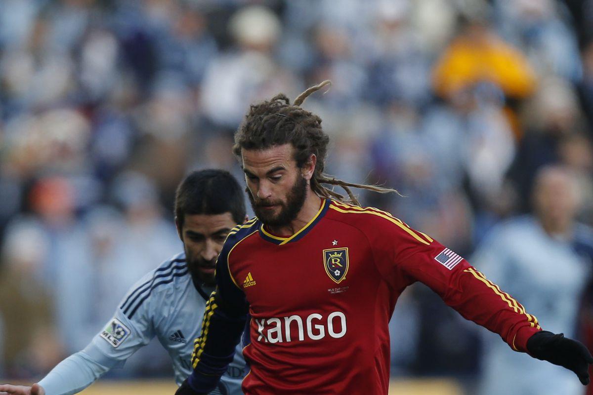 2013 MLS Cup-Real Salt Lake v Sporting Kansas City
