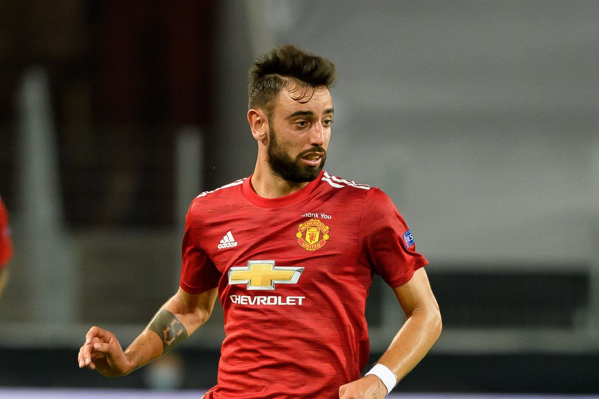 Manchester United Bruno Fernandes isn't world class yet, but he can be -  The Busby Babe
