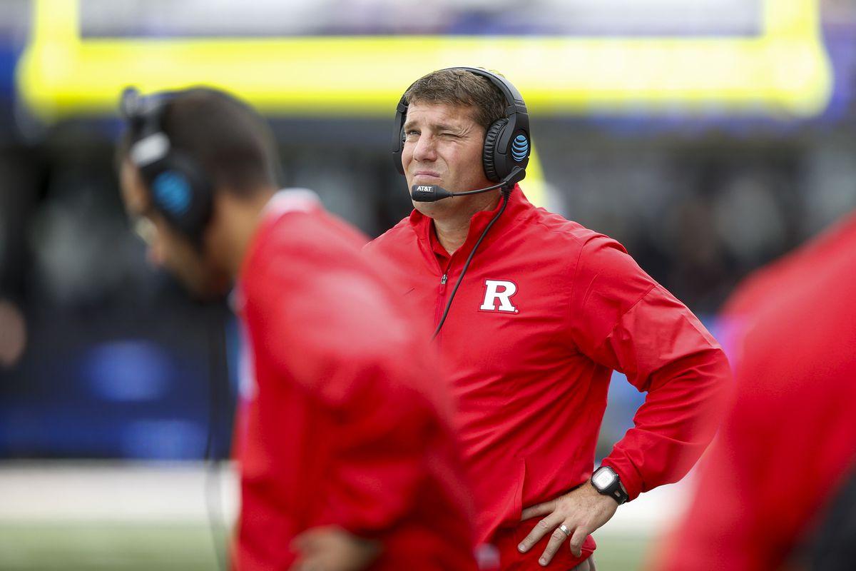 NCAA Football: Rutgers at Washington