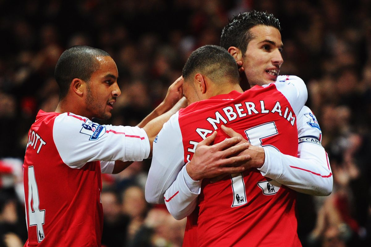 Nominees. No, not you, Theo, sorry.