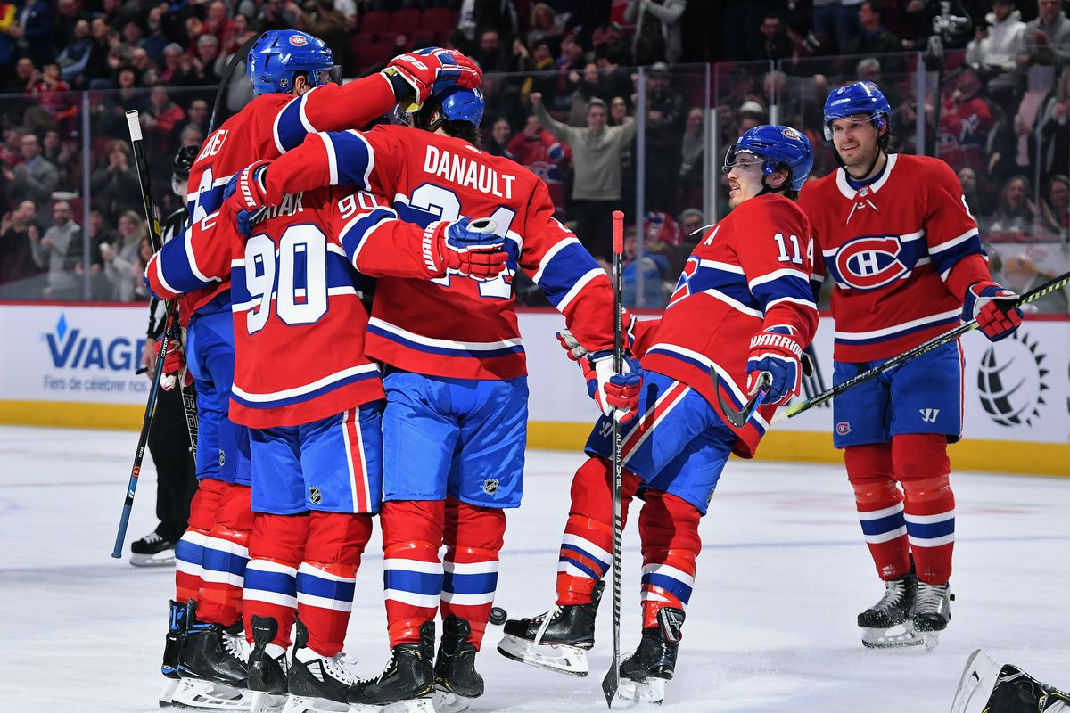 Meet The New Habs Same As The Old Bruins Eyes On The Prize