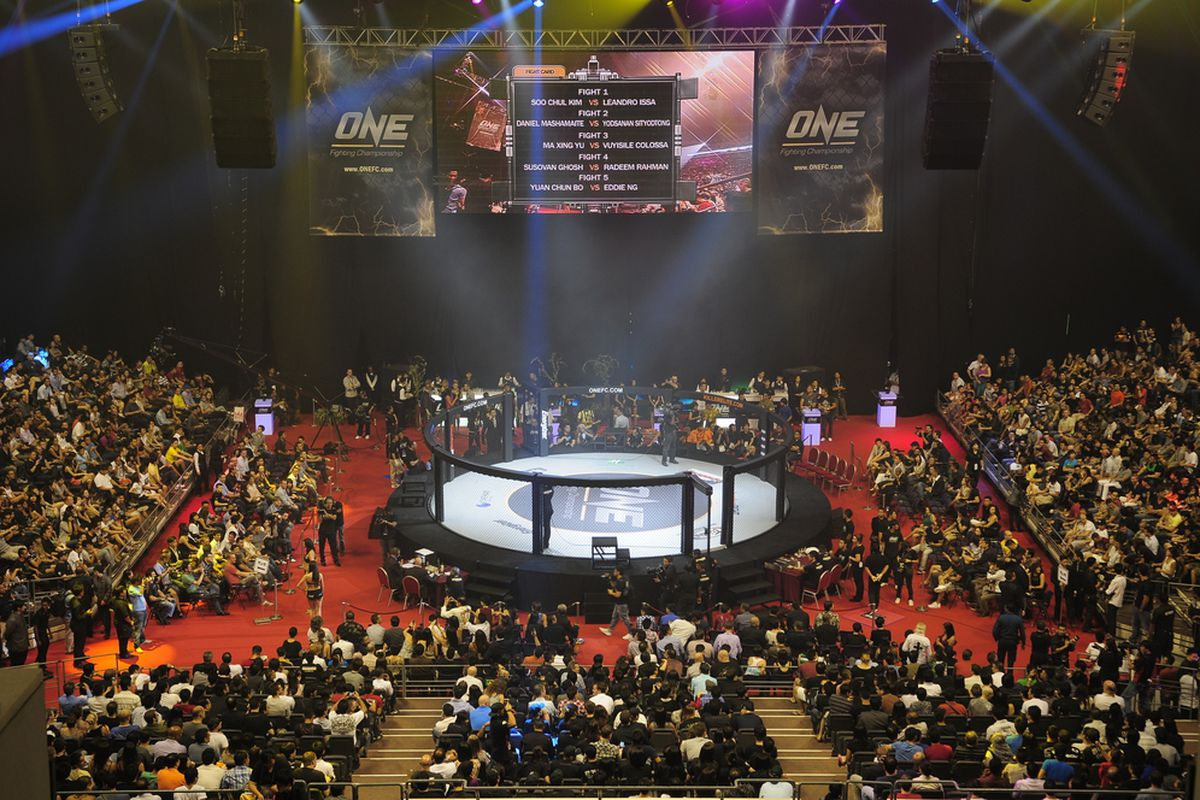 One FC event photos gallery for \'Champion vs Champion\' on Sept. 3 ...