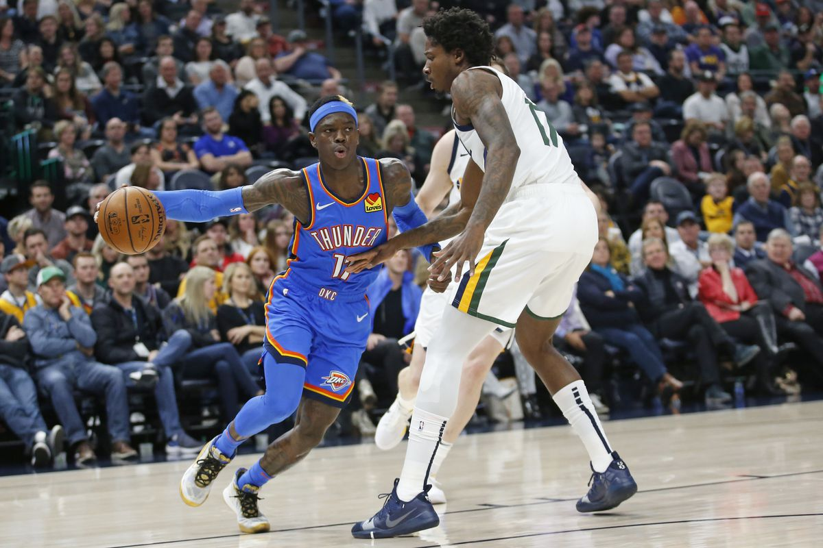 3 takeaways from the Utah Jazz's 104-90 loss to the Oklahoma City Thunder