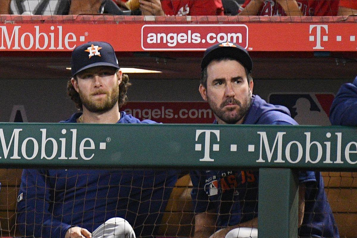 MLB: SEP 26 Astros at Angels