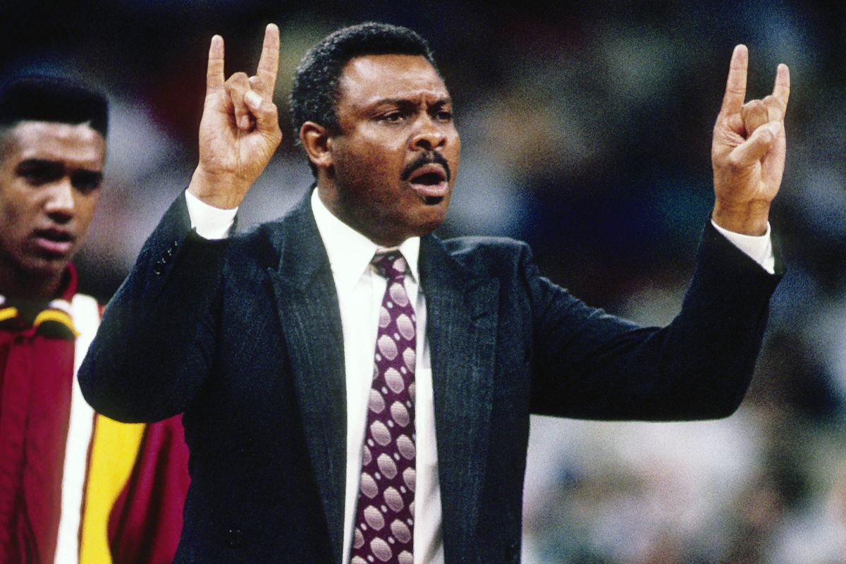 Listen, you get a chance to throw Clem Haskins on your front page, YOU TAKE IT.