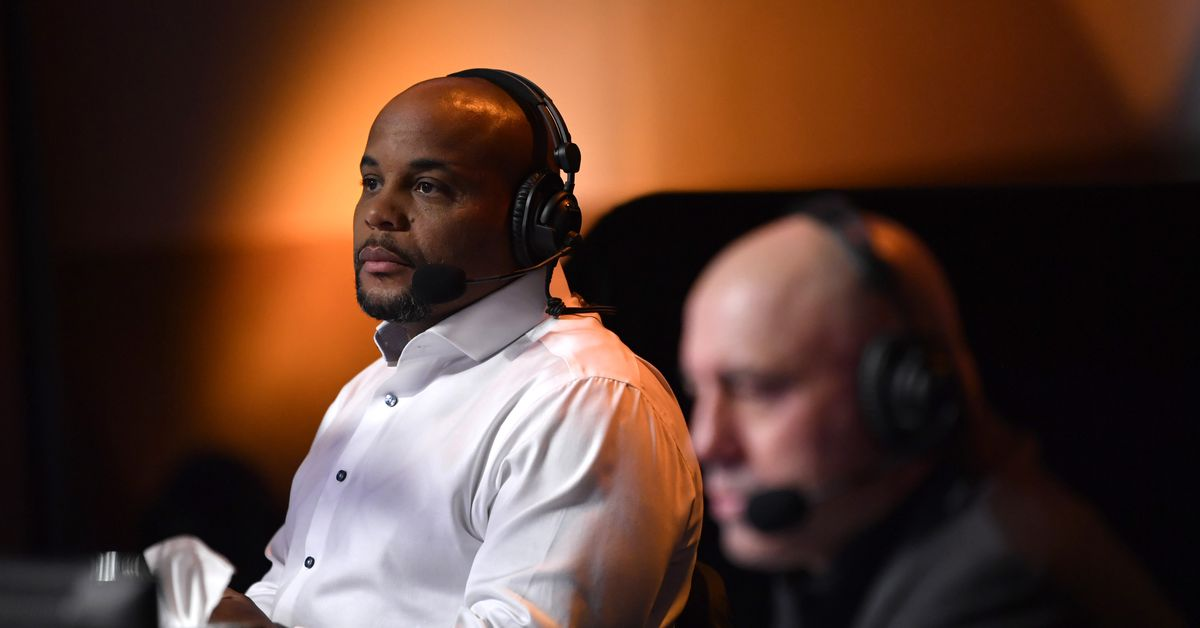 UFC 257 media day with Daniel Cormier, main event coaches