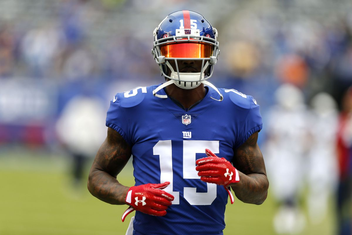 wholesale dealer 2cf3d 935af NFL free agency 2018: Giants cut Brandon Marshall. Is his ...