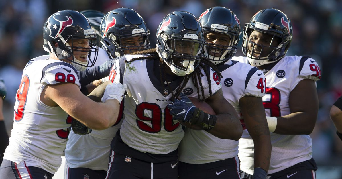 Red Zone Play: Apparently the Texans Don't Want Jadeveon Clowney