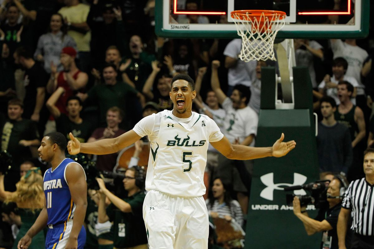 Nehemias Morillo has proved to be an impact junior college transfer for USF.