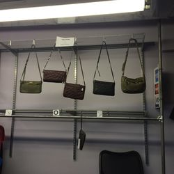 Bags, $124
