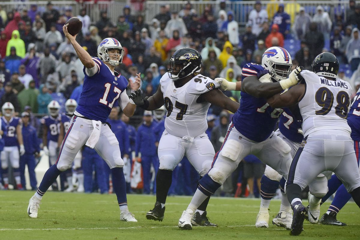 Bills Ravens Rookie Report Josh Allen And Tremaine Edmunds Provide Hope For The Future Buffalo Rumblings