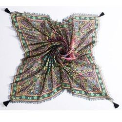"""Etro scarf. Image via <a href=""""http://www.vogue.co.uk/news/favourites-of-vogue/2012/8/fashions-night-out-merchandise/gallery/10""""><i>Vogue</i></a>."""