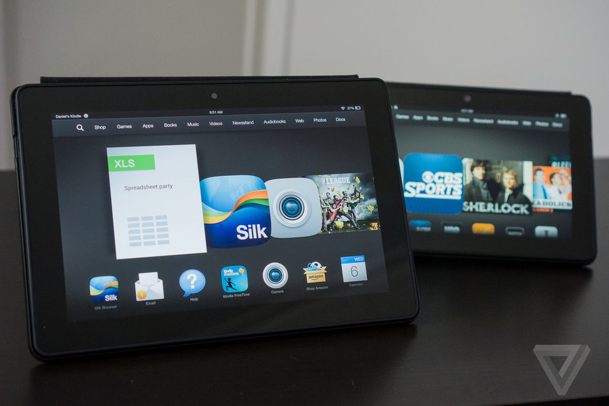 Scribd expands its subscription ebook app to Kindle Fire