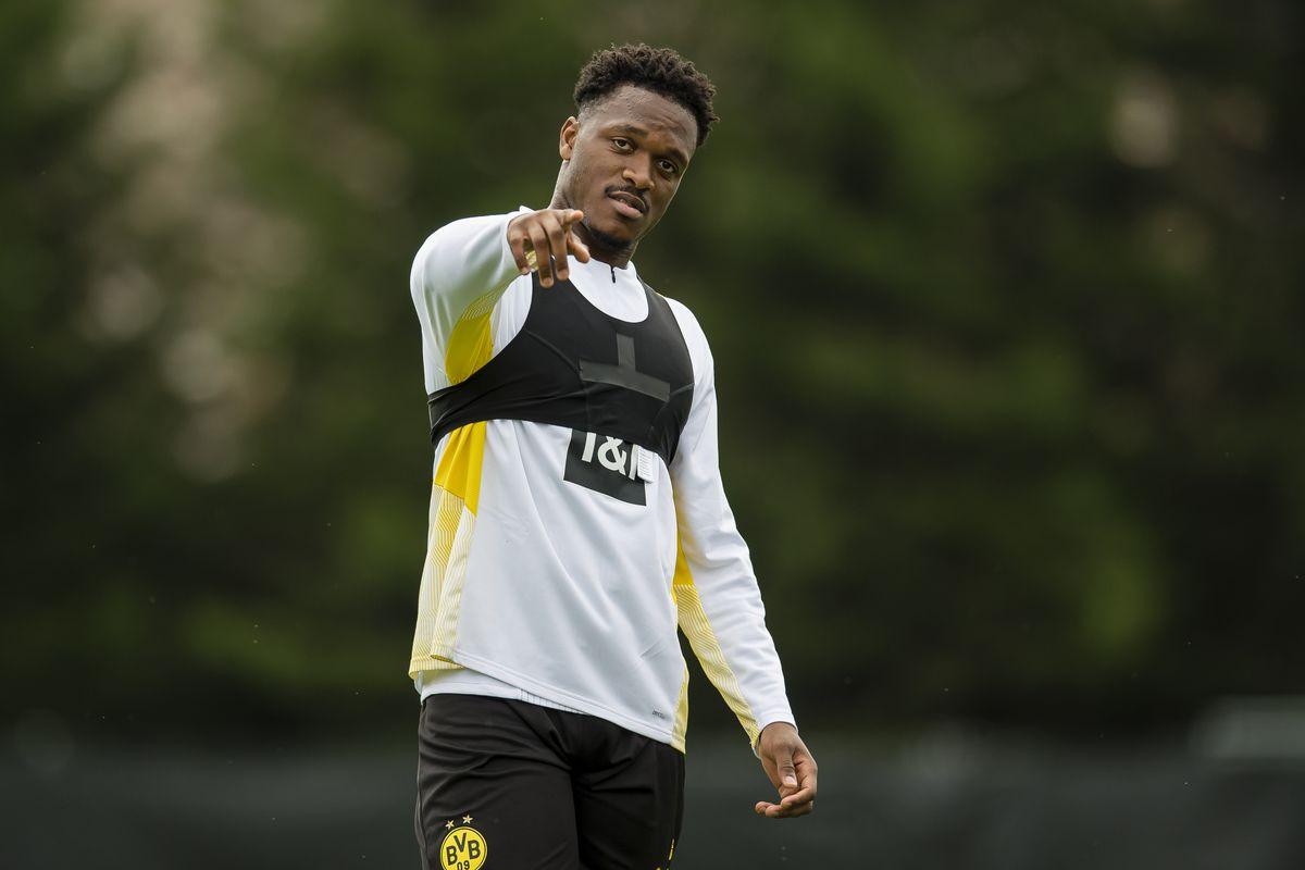 Borussia Dortmund Bad Ragaz Training Camp Day 5