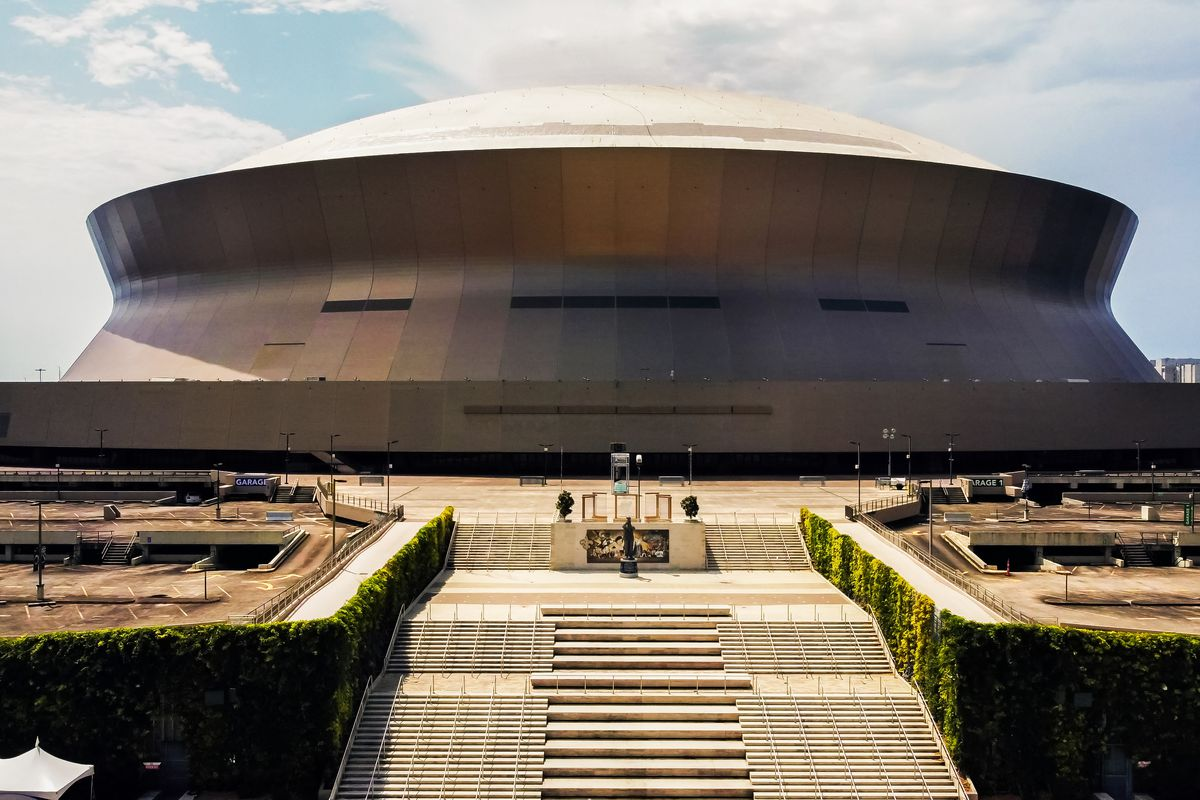 NFL: New Orleans Superdome