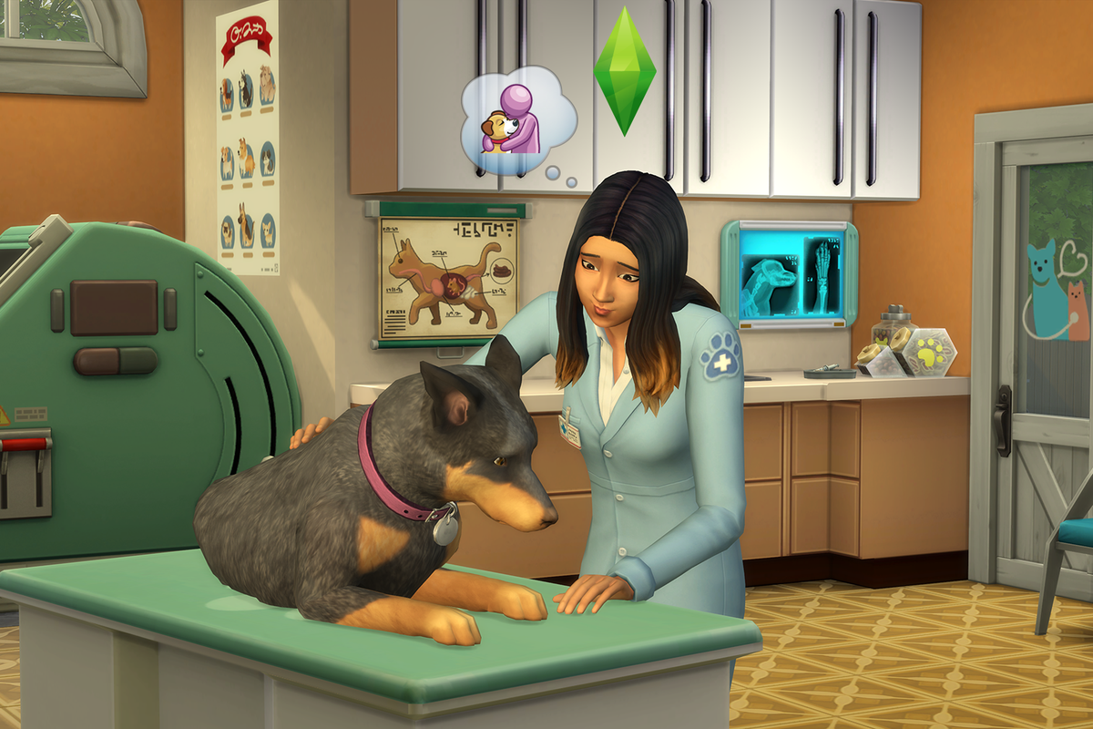the sims pets 4
