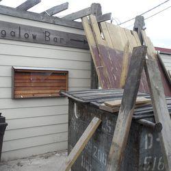 Next door at Bungalow Bar