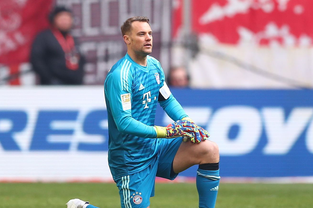 Manuel Neuer unsure whether he?ll play again this season