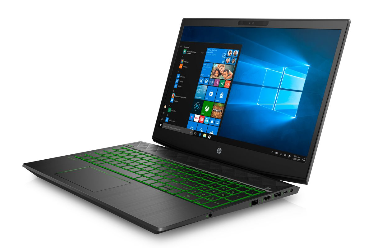 Pavilion Gaming Laptop