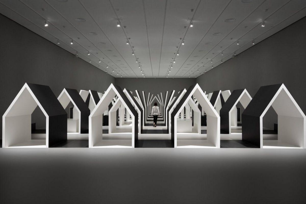 M C Escher Exhibition Designed By Nendo Opens In