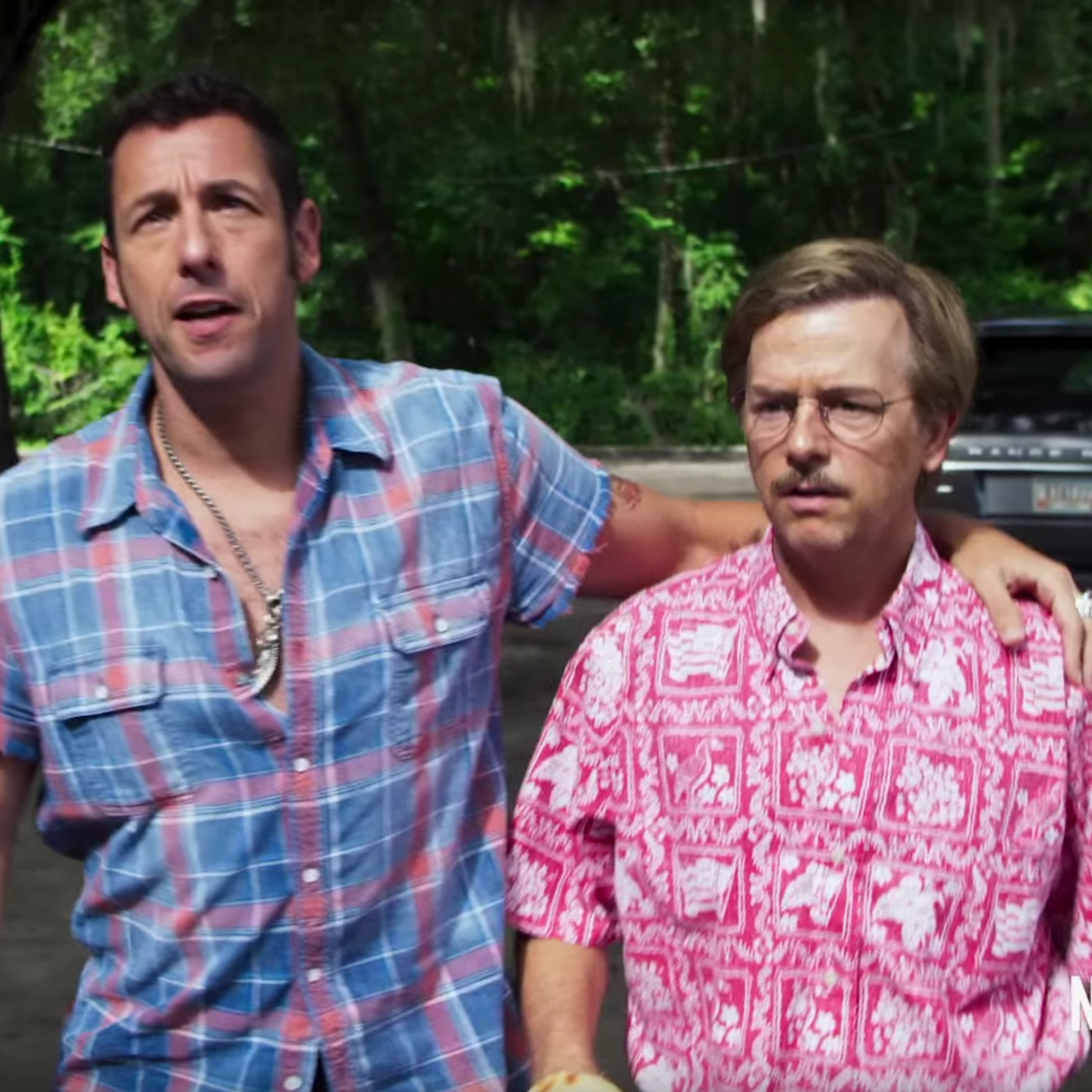 This new Adam Sandler movie looks like it could be okay, or
