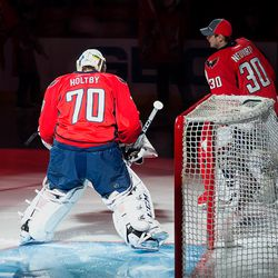 Holtby and Neuvirth