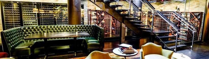 Downstairs at Marin. Photo courtesy Facebook