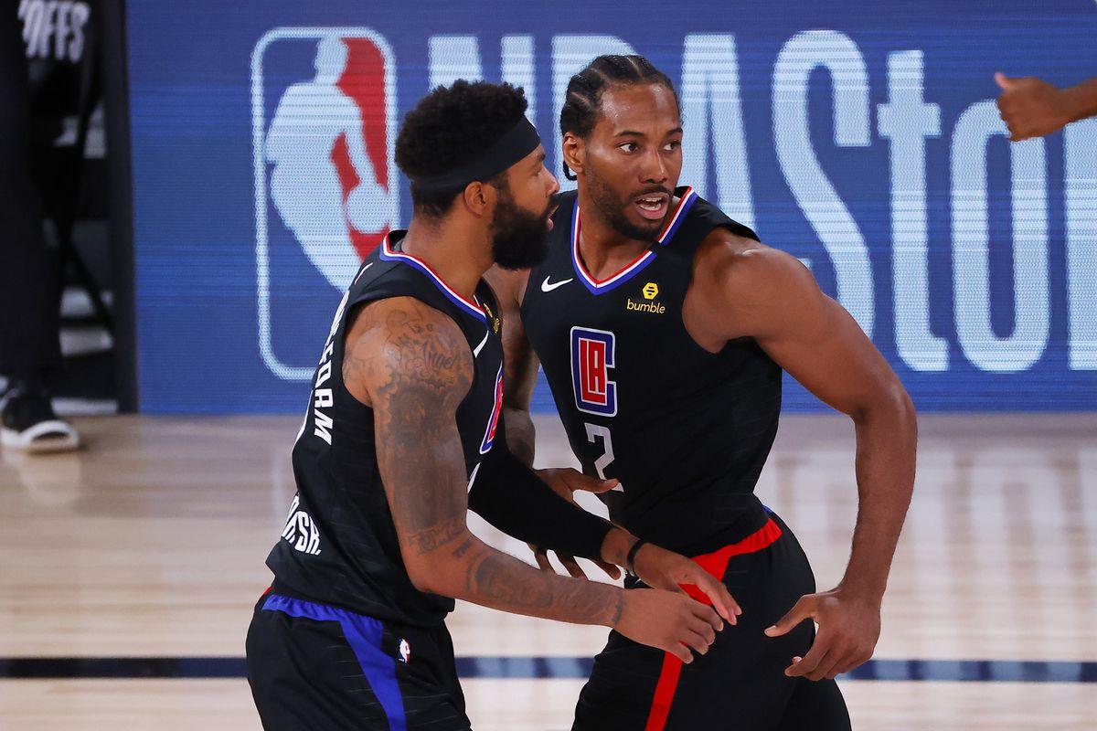 NBA DFS picks: Mavericks vs. Clippers DraftKing Showdown lineup ...