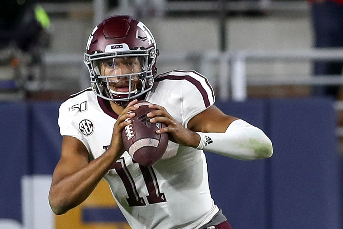 COLLEGE FOOTBALL: OCT 19 Texas A&M at Ole Miss