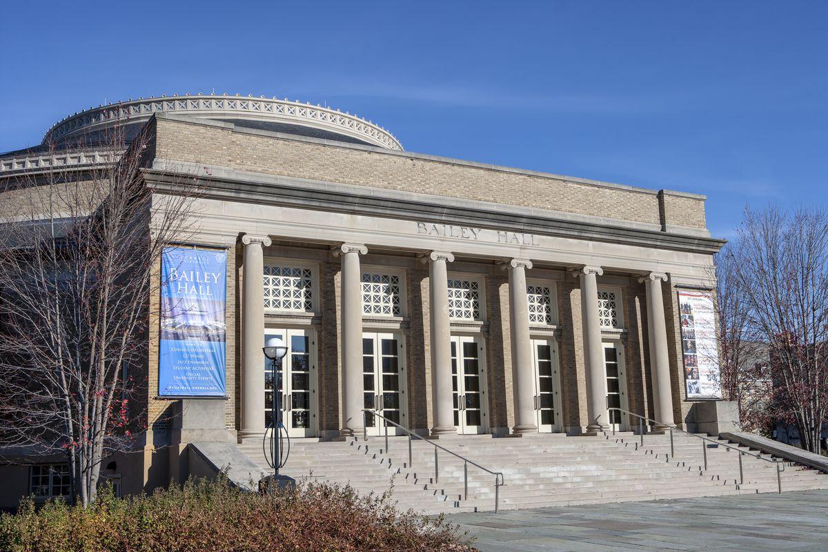 Bailey Hall, Cornell University, Ithaca, New York, USA