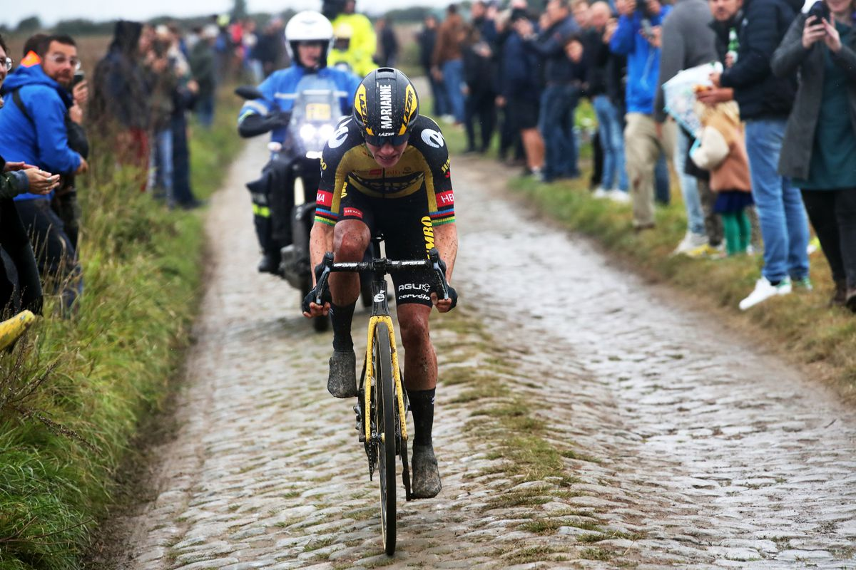 1st Paris-Roubaix 2021 - Women's Elite