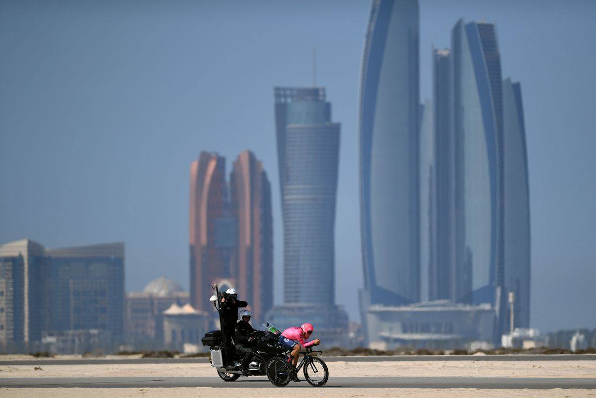 3rd UAE Tour 2021 - Stage 2