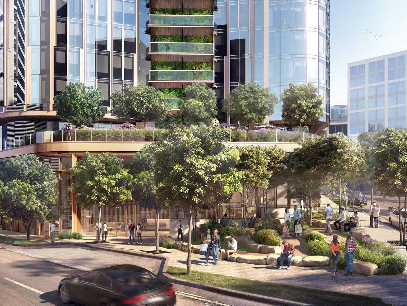 In Dallas, a high-rise built for homesharing hints at hospitality?s future