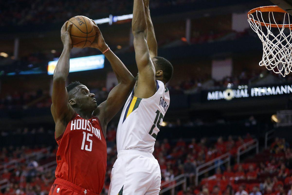 Utah Jazz v Houston Rockets - Game One
