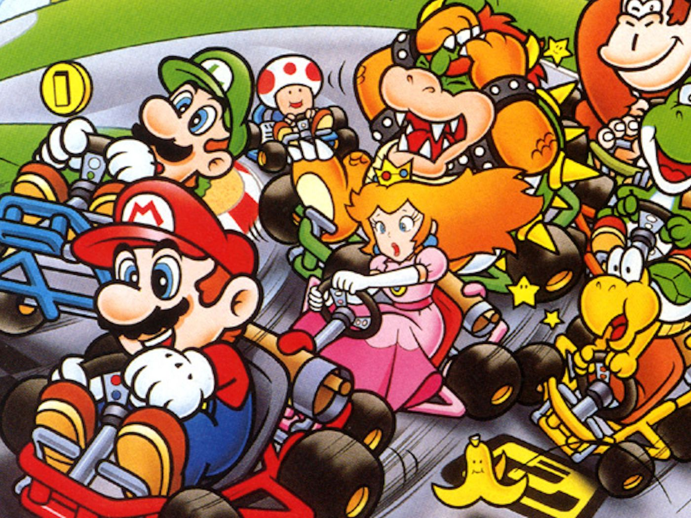 The people who still compete in Super Mario Kart, 25 years