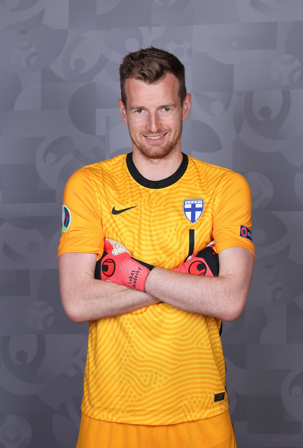 Finland Portraits - UEFA Euro 2020