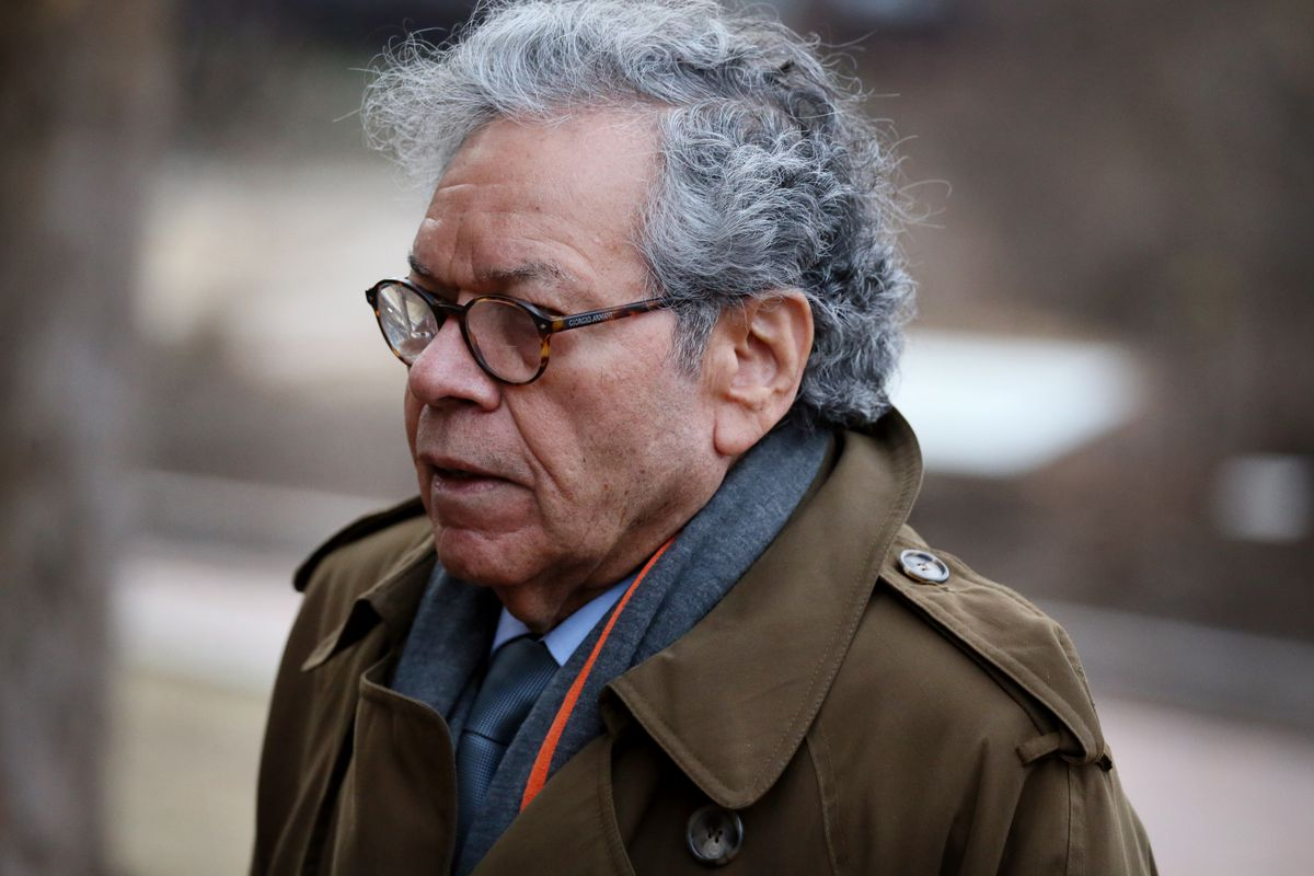 John Kapoor, founder and former CEO of Insys, goes to trial in Boston on January 29, 2019.