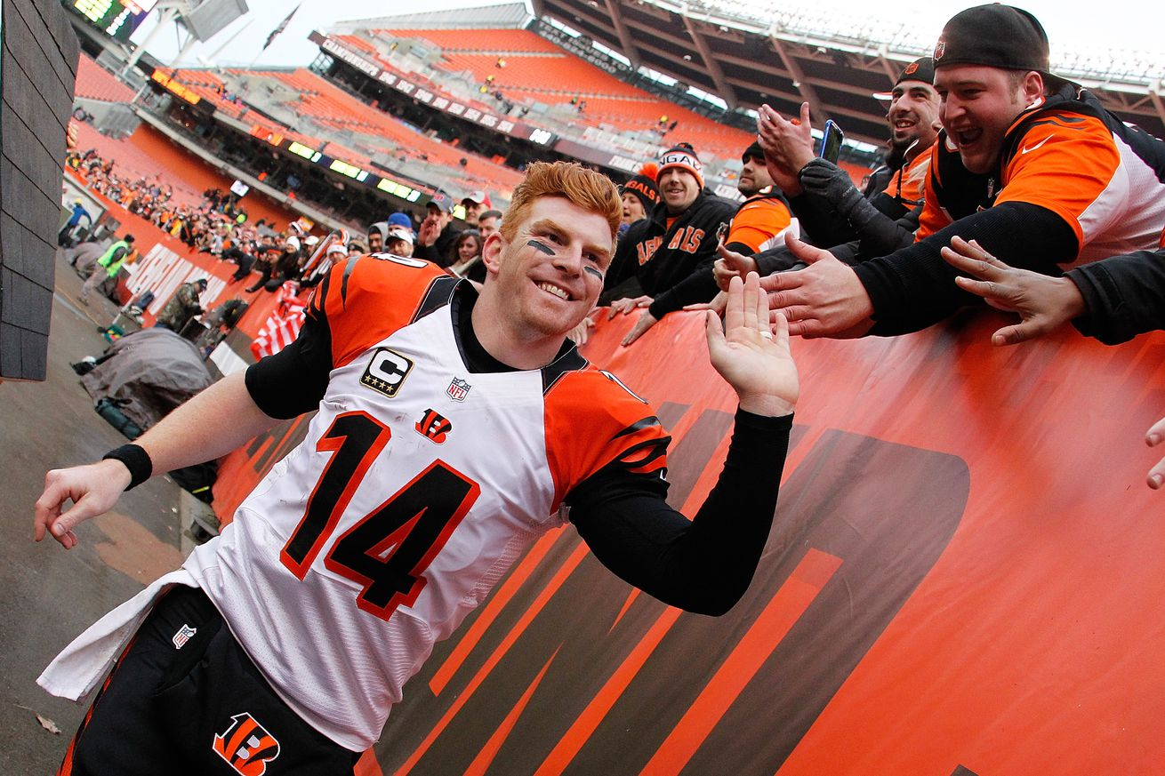 Could Bengals trade up with Bills for their next quarterback?