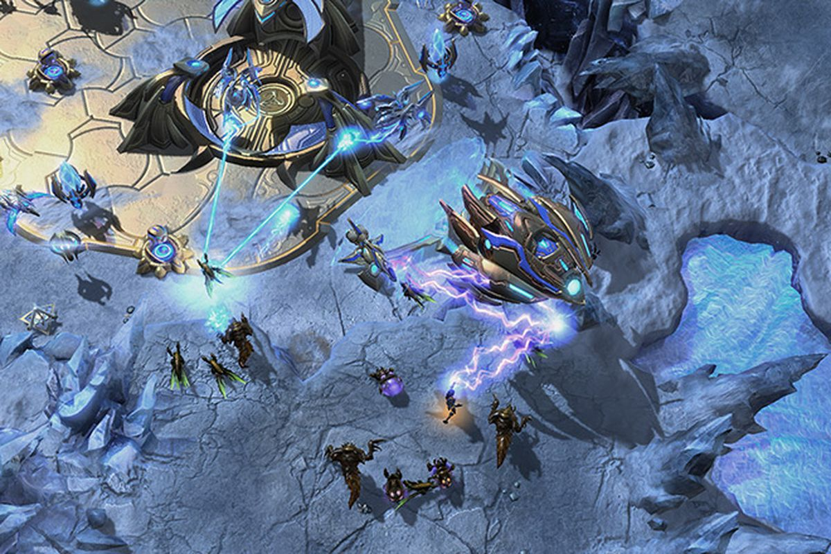 DeepMind, Blizzard Make StarCraft II an AI Research Environment