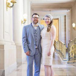 Mike Mazur and Kristen Borchardt-Mazur from Detroit, Michigan