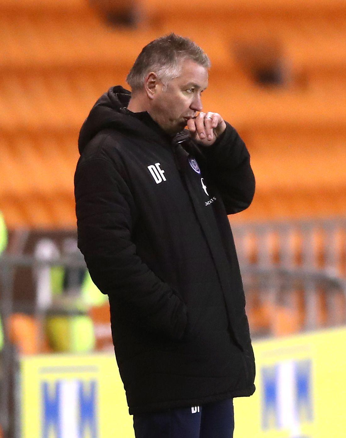 Blackpool v Peterborough United - Sky Bet League One - Bloomfield Road