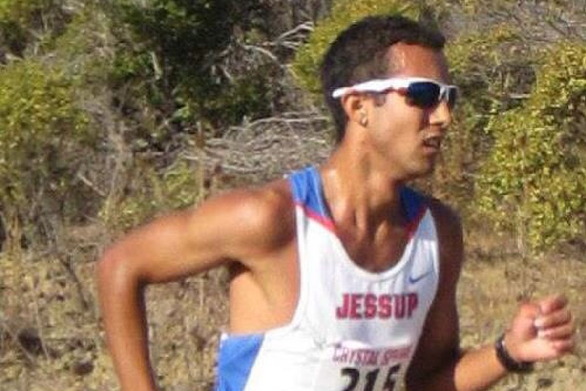 Anthony Villarreal was a successful distance runner for William Jessup University.