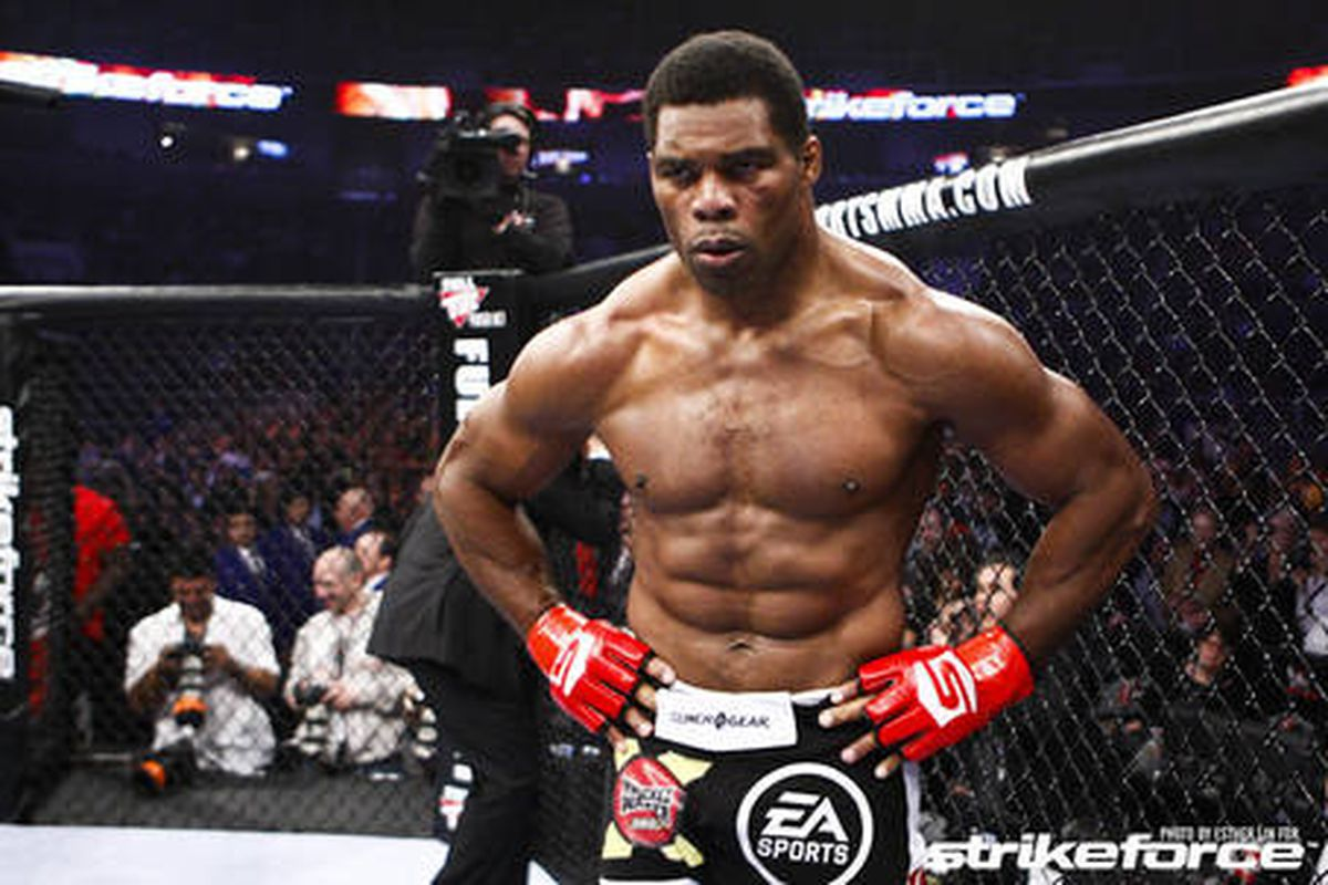 Attention Dana White: Herschel Walker wants final MMA ...