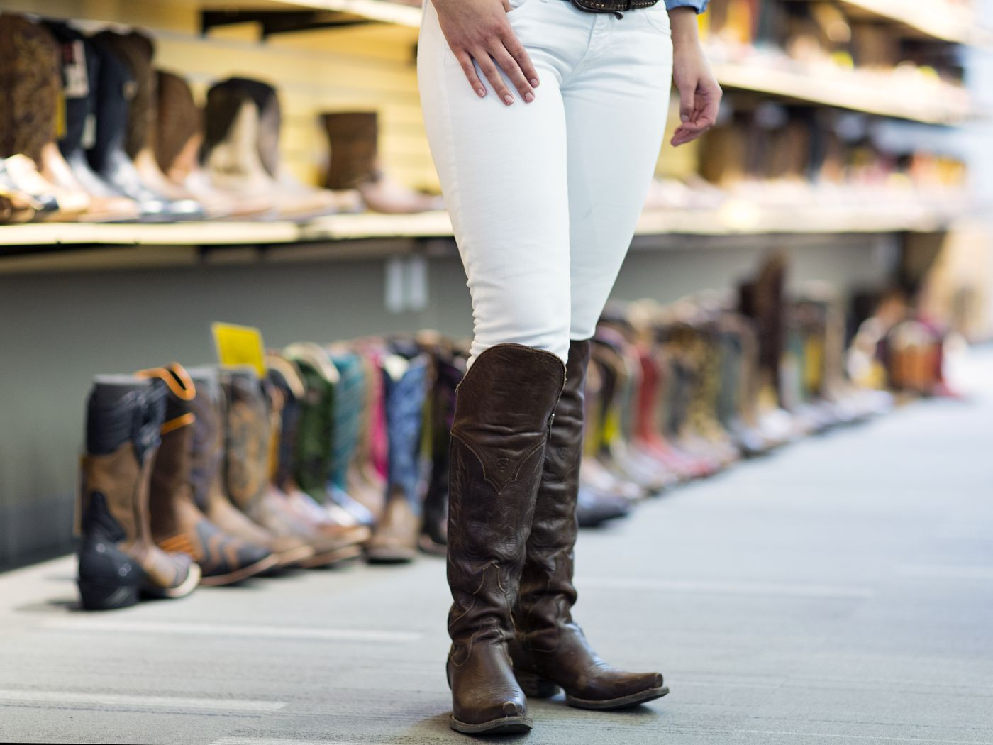 69895c8ee14 What the Team at Ariat Wears to Work - Racked SF