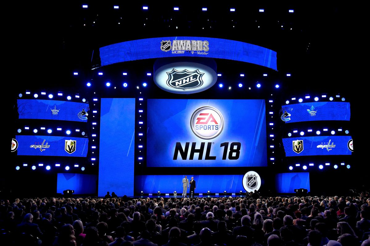 2017 NHL Awards And Expansion Draft