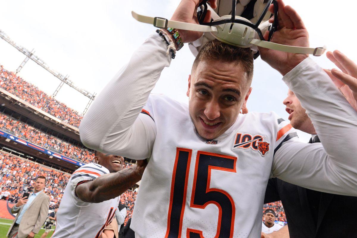NFL: Chicago Bears at Denver Broncos